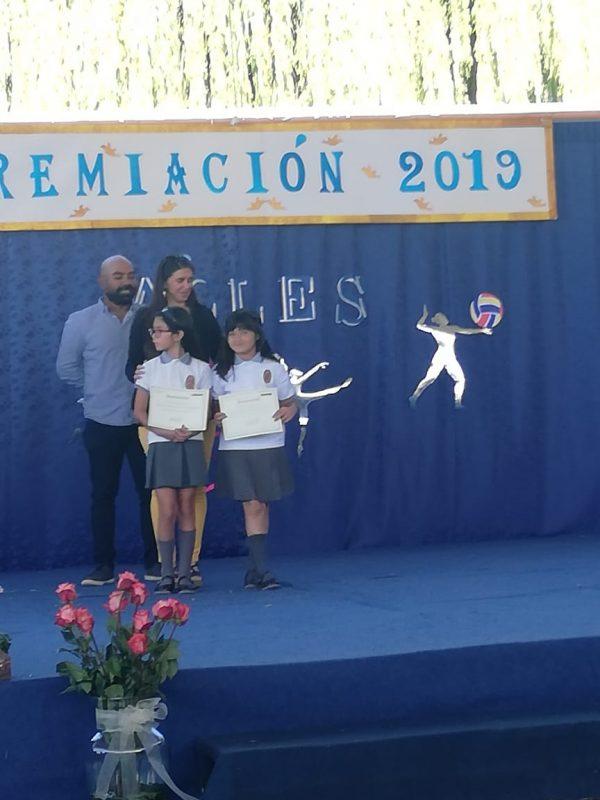 Premiación ACLES 2019