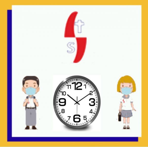 Horario y accesos clases presenciales